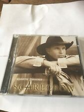 GARTH BROOKS - SCARECROW - CD ALBUM - WRAPPED UP IN YOU / SQUEEZE ME IN +