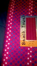 Beach Towel Nwt