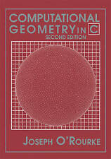 Computational Geometry in C (Cambridge Tracts in Theoretical Computer-ExLibrary
