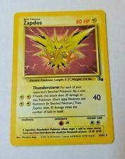 Pokémon - Zapdos 15/62 Holo - Rare - NEAR mint