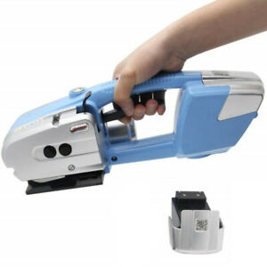 Electric Welding Strapping Tool Automatic Packaging Hot Melting  Banding Machin