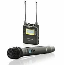Saramonic UWMIC9 UHF Wireless Handheld Microphone System Transmitter/Receiver