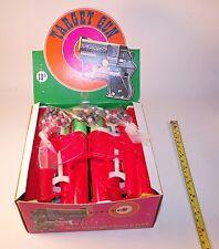 24 Vintage 1970's Imperial Toys BB Target Guns in Display - Hong Kong