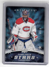 2008-09 Artifacts Star Silver Spectrum Carey Price 9/10