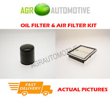 PETROL SERVICE KIT OIL AIR FILTER FOR SUBARU LEGACY 2.0 137 BHP 2003-05