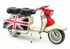 Handmade Iron sheet 1968 LAMBRETTA 1:6 Little sheep Motorcycle Model