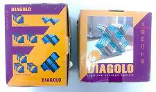 Diagolo Creative Storage System for DVD/CD Discs - AQUA Original / Brand New