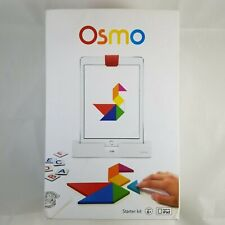 Osmo Starter Kit for Apple IPAD with Tangram & Word Tiles