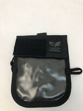 Eagle Industries Neck ID Wallet Passport Pouch Holder Black