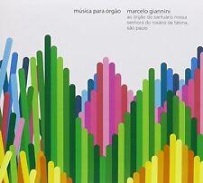 Marcelo Giannini - Musica Para Orgao [New CD] Brazil - Import