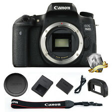 Canon EOS T6s/760D DSLR Camera (Body Only) BRAND NEW!!