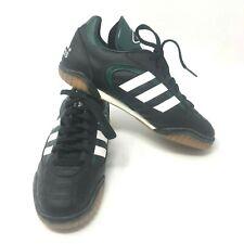 buy online dffb8 869da Vintage Adidas 1998 Black Green Sneakers Mens Size 5.5 Women Sz 7 NWOT Old  Stock