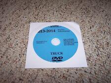 2013 Ford F750 Truck Shop Service Repair Manual DVD 6.7L Cummins Diesel