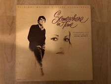 John Barry ‎– Somewhere In Time OST 1980 MCA MCA-5154 Jacket/Vinyl NM-