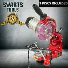 350W Chainsaw Sharpener Swarts Tools Chain Saw Electric Grinder File Pro Tool
