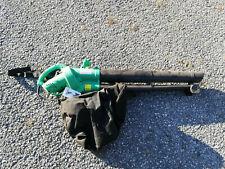 Laubsauger CMI 230V saugen bläser kombination Gartengerät Motor