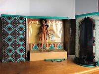 VINTAGE MEGO CHER DRESSING ROOM PLAYSET WITH CHER DOLL 1976