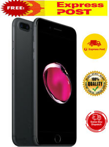 APPLE iPHONE 7 PLUS 32GB 128GB 256GB UNLOCKED SMARTPHONE AUSTRALIAN STOCK