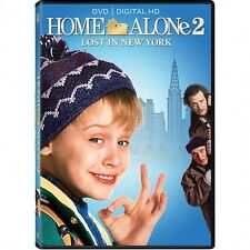 Home Alone 2 Lost in New York  (DVD, 2015, Widescreen, Includes Digital HD) New