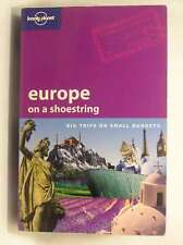 Europe on a Shoestring (Lonely Planet Shoestring Guide), Masters, Tom, Very Good