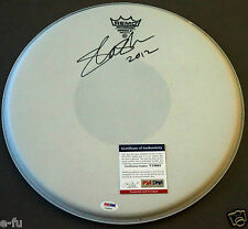 SLASH Signed Drum Head Auto 2012 Guns N' Roses PSA/DNA Certified Autograph GNR