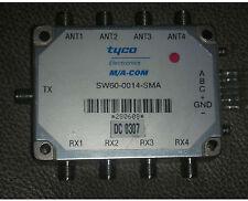TYCO M/A-COM SW60-0014-SMA RF Coaxial SMA Switch #EDU-1
