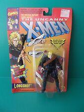 "THE UNCANNY X-MEN ""LONGSHOT"" 5""IN FIGURE 1993 TOY BIZ"