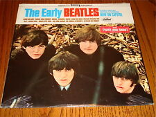 THE EARLY BEATLES LP  STILL SEALED With Red Sticker On Shrink  MINT!