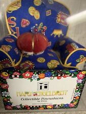 Mary Engelbreit Collectible Pincushion - New In Box