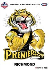AFL Premiers 2019 Richmond Tigers Grand Final DVD IN STOCK NOW
