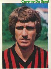 080 ALDO MALDERA MILAN.AC ITALIA STICKER FOOTBALL 1980 BENJAMIN RARE NEW