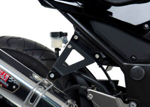 YOSHIMURA Muffler/Exhaust Hanger Bracket (Black) 2013-2015 Kawasaki 14700AB