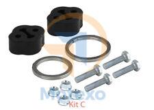FK91912C Exhaust Fitting Kit for Petrol Catalytic Converter BM91912 BM91912H