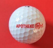 Pelota de golf con logo-nº 96-golf bola logotipo logotipo pelotas