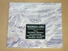 CD PROMO / RODRIGO LEAO / SONGS 2004-2012 / TRES BON ETAT