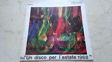 UN DISCO PER L´ESTATE 1968 Label KappaO