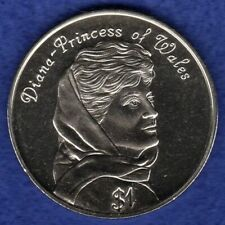 Oceania, Niue, 1998 $1 Coin, One Dollar, Diana, Princess of Wales (Ref. t2799)
