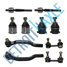 Brand New 10pc Complete Front Suspension Kit - Honda Accord & Acura TL/CL