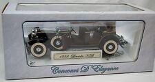 Motor City Classics 1/18 Concours D' Elegance 1932 Lincoln KB 73005 DAMAGED part