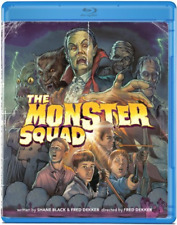 Monster Squad 0887090053808 With Duncan Regehr Blu-ray Region a