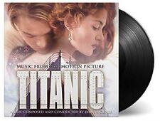 Titanic [Original Motion Picture Soundtrack] [Clear Vinyl] by James Horner (Vinyl, Nov-2017, Music on Vinyl)