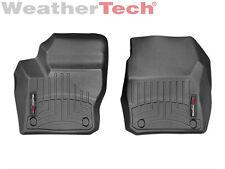WeatherTech Floor Mats FloorLiner - Ford Focus - 2012-2016 - 1st Row - Black