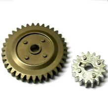 08033t 1/10 scala RC IN METALLO Main Gear 35t 17t HSP 08033