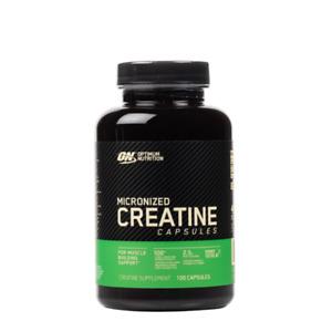 Optimum Nutrition - Micronized Creatine Monohydrate Capsules 100/200/300