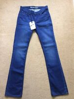 DENHAM Vintage Women's Denim Blue Jeans, Label Size-W27, L32, RRP £135