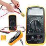 Digital DC AC Multimeter Ammeter OHM Volt Meter Voltmeter Tester XL830L Excel