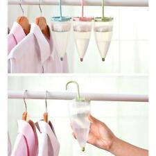 Cute Mini Umbrella Shaped Hanging Desiccant Bag Moisture Absorbers Box Household