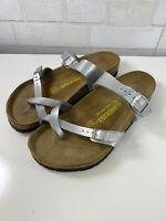 Birkenstock Mayari Birki  Womens Sandal Dual Strap Size 42 Excellent Condition