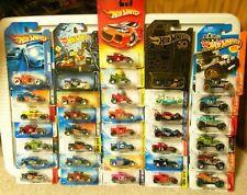 Hot Wheels Lot of 35 Different Bone Shakers Baja Kroger Black 2006 Kar Keeper