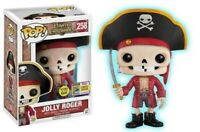 Jolly Roger Glow GITD SDCC LE1000 Funko POP Vinyl New in Mint Box + Protector